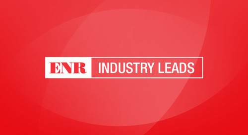 Industry Leads for the Week of April 26, 2021