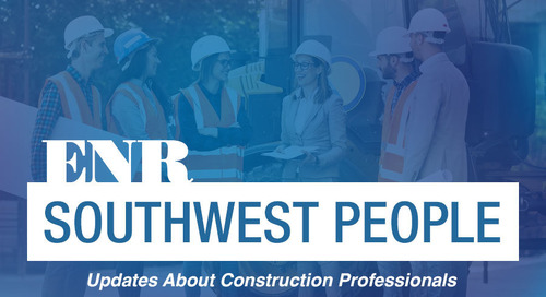 Southwest People: Construction business updates for November 2020