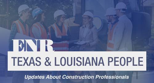 Texas & Louisiana People: August 2021