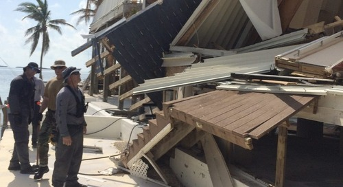 Florida Engineers Gain Liability Protection in Storm Damage Inspection