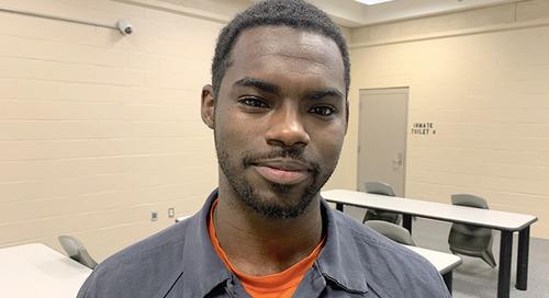 After jail: DeAndre McCall's fatherhood awakening