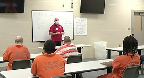 Inmates learning to be better dads, find a reason to stay out of jail