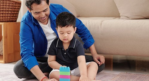 More Research Shows Dads Stepping Up During the Pandemic