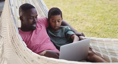 Challenging yet positive parenting style benefits children's development