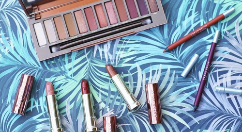 Urban Decay NAKED HEAT – Review & Swatches