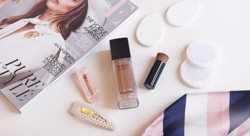 NEW Chanel Water-Tint Foundation REVIEW