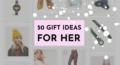 The Gift Guide FOR HER