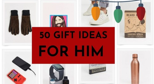 The Gift Guide for HIM