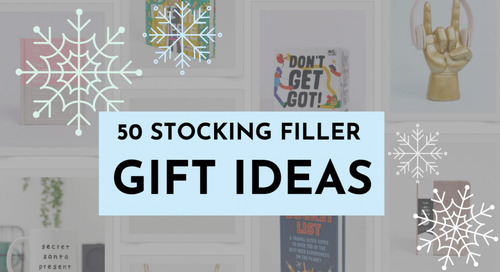The STOCKING FILLER Gift Guide