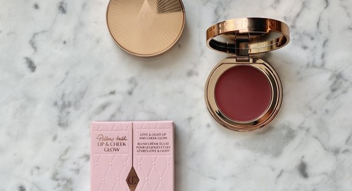 REVIEW: Charlotte Tilbury Pillow Talk Lip & Cheek Glow
