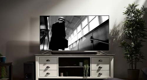 """This powerful LG soundbar will enhance your at-home movie nights""""and it's half off"""