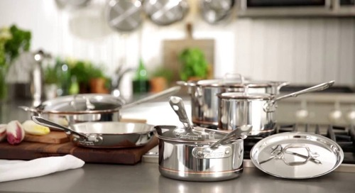 "Cookware is up to 70% off for All-Clad's huge factory sale""these are the best deals"