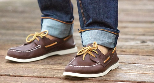 You can save big on Sperry boat shoes for men during this early Father's Day sale