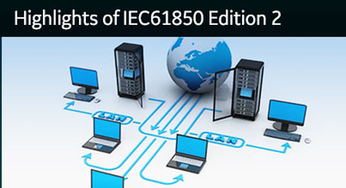 61850-1001 - Highlights of IEC 61850 Edition 2
