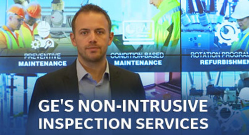 GE's Non-intrusive Inspection Services