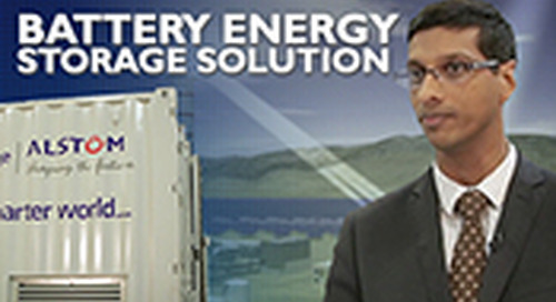Battery Energy Storage Solution