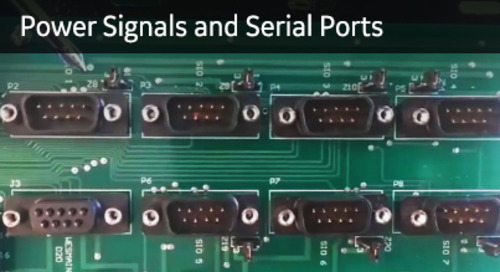 D20-1027 - D20 Hardware and Jumpers for power signals and serial ports