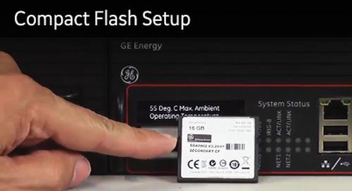 D400-1003 - D400 How2 - Compact Flash setup