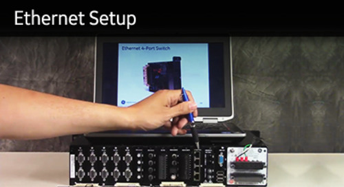 D400-1008 - D400 How2 - Ethernet setup