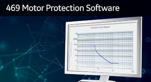 SR-106 - 469 Motor Protection Software