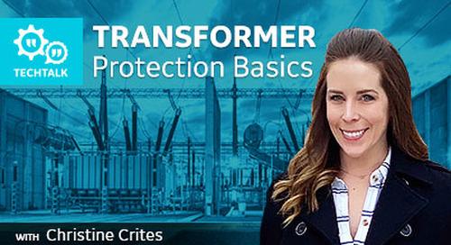 Transformer Protection Basics