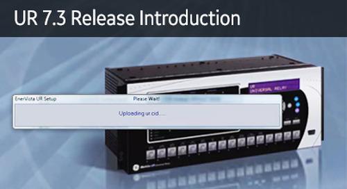 UR-141 - UR 7.3 Release Introduction