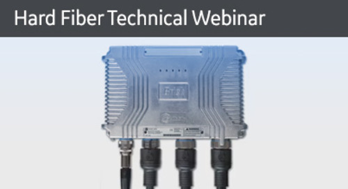 UR-2006 - Hard Fiber Technical Webinar