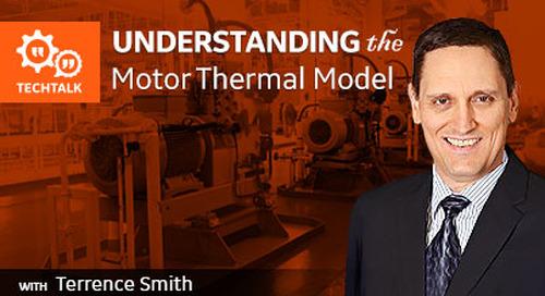 Understanding the Motor Thermal Model