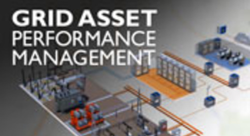 Asset Performance Management for Electrical Substations