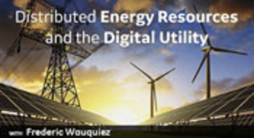 Distributed Energy Resources and the Digital Utility