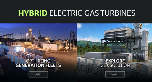 HYBRID Electric Gas Turbines