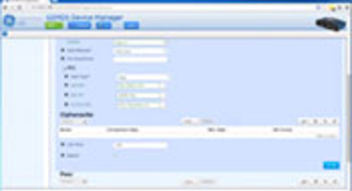 Orbit MCR | IPSec Video 4 | Windows IKEv2 VPN | v3.2