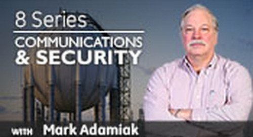Multilin 8 Series Part II - Communications & Security