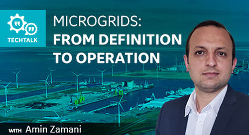 Microgrids: From Definition to Operation