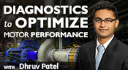 Using Advanced Diagnostic Tools to Optimize Motor Performance