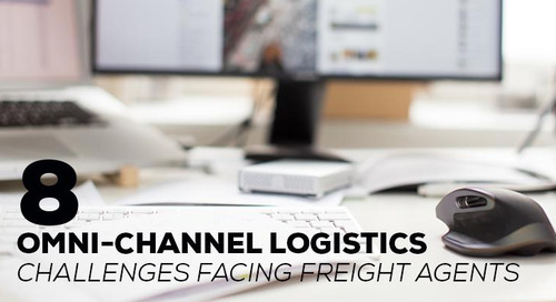 8 Omni-channel Logistics Challenges Facing Freight Agents