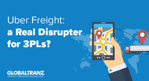 Uber Freight: a Real Disrupter for 3PLs?