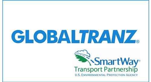 GlobalTranz Enters 9th Year as U.S. EPA SmartWay Transport Partner