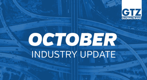 October Industry Update