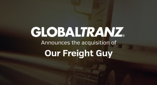 GlobalTranz Announces the Acquisition of Our Freight Guy