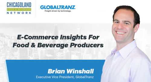 GlobalTranz Executive Vice President to Share E-Commerce Insights Alongside Industry Leaders