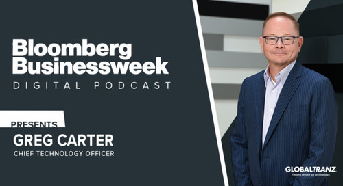 GlobalTranz CTO Greg Carter on Bloomberg Radio