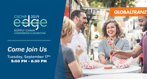 Join us at CSCMP Edge 2019 Networking Reception