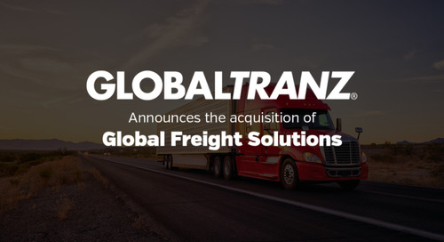 GlobalTranz Continues to Accelerate Growth with Third Acquisition this Year