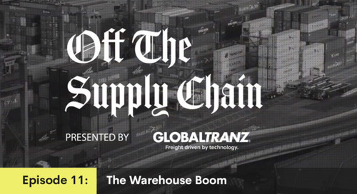 Off the Supply Chain: The Warehouse Boom