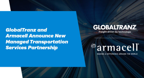 GlobalTranz is Selected by Armacell to Strengthen and Digitize their Supply Chain