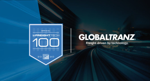 GlobalTranz Recognized as a FreightTech 100 Company