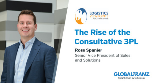 The Rise of the Consultative 3PL