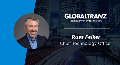 GlobalTranz Names New Chief Technology Officer