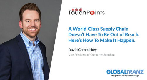 A World-Class Supply Chain Doesn't Have To Be Out Of Reach. Here's How To Make It Happen.
